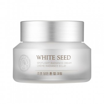 White Seed Spotlight Radiance Cream
